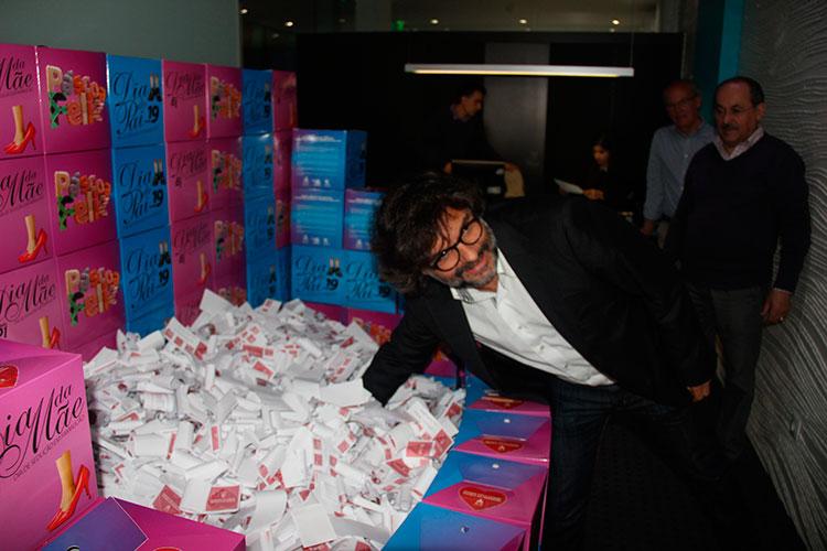 ACIF sorteou prémios da campanha