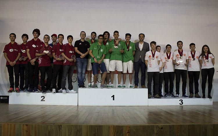 "Equipa famalicense campeã nacional do ""F1 in Schools"""