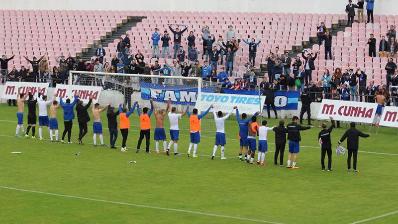 FC Famalicão termina 2.ª Liga em 6.º