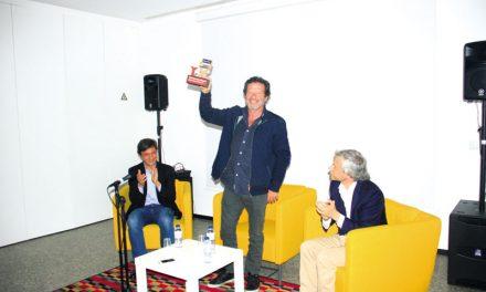 Joaquim de Almeida apadrinha concurso de cinema jovem (c/ vídeo)