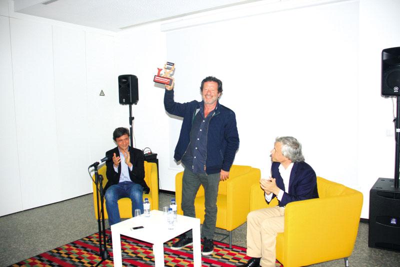 Joaquim de Almeida apadrinha concurso de cinema jovem