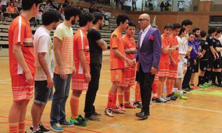 Finais da Taça do Campeonato Concelhio de Futsal (c/ vídeo)