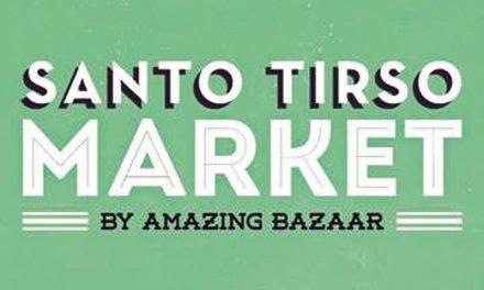 Santo Tirso Market a 7 de maio (c/video)