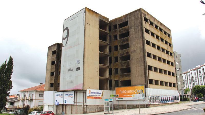 Prédio devolvido à cidade 33 anos depois