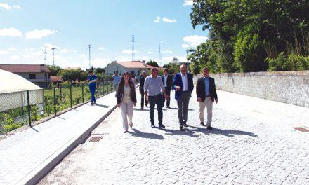 Requalificação viária em Vila Nova do Campo economiza tempo no trânsito (c/video)