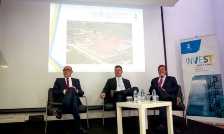 Ministro da Economia elogia Invest Santo Tirso (C/ Vídeo)
