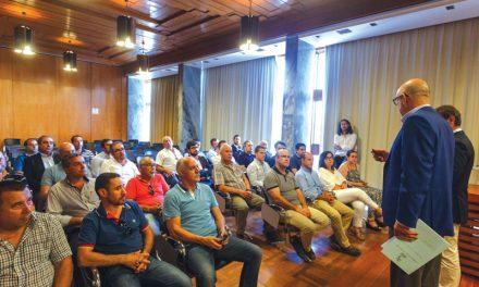 Autarquia contratualiza apoio a 28 entidades desportivas
