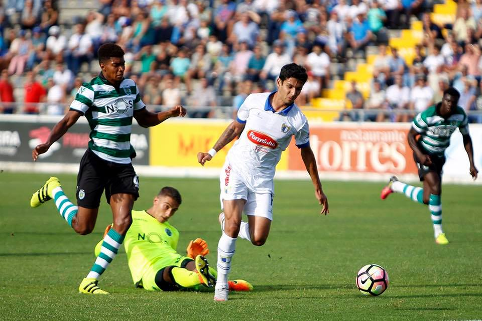 Famalicão e Sporting B empatam 1-1 em jogo equilibrado