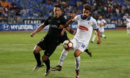 Académica vence Famalicão por 3-0