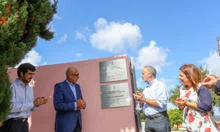 Inaugurada requalificação do cemitério municipal de Fontiscos