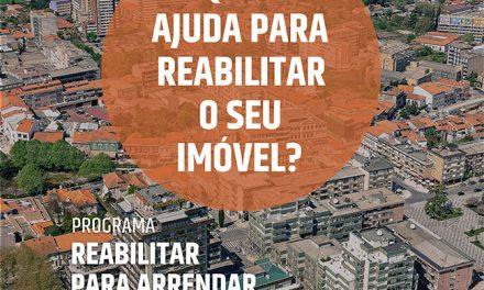 """Câmara de Santo Tirso promove sessão de esclarecimento sobre """"Reabilitar para arrendar"""""""