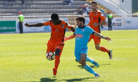 Líder Portimonense vence em casa do Famalicão por 3-2