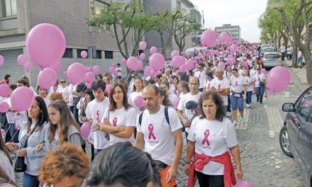 Outubro rosa alerta para o cancro da Mama