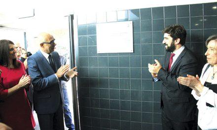 Ministro da Educação inaugura requalificação da Escola Secundária D. Dinis