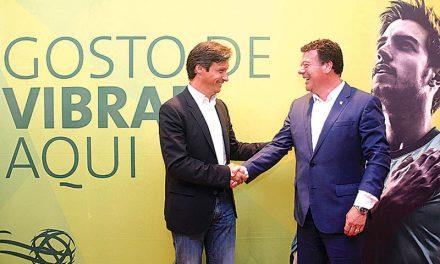 Autarquia formaliza cedência de terrenos onde vai nascer Centro de Formação do FC Famalicão