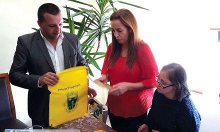 Comissão Social  Inter-freguesias visitou CAID