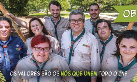 Ivo Oliveira chefe nacional do Corpo de Escutas