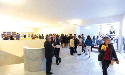 """""""Oito mil"""" já passaram pelo  Museu de Escultura Contemporânea"""
