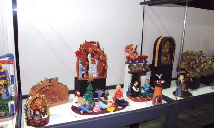 Presépios de todas as regiões de Portugal em exposição