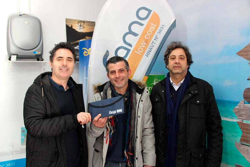 ACIF ofereceu viagem ao vencedor do concurso de Natal