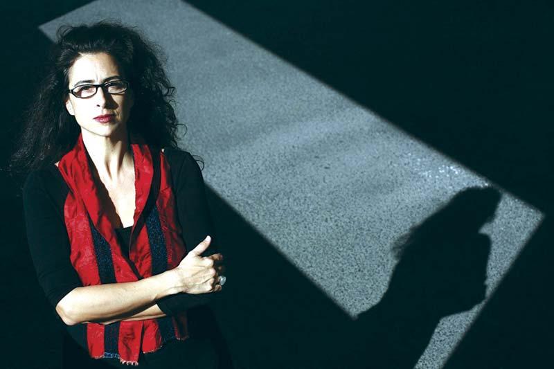 """""""Sábados na Biblioteca""""  com Alexandra Lucas Coelho"""