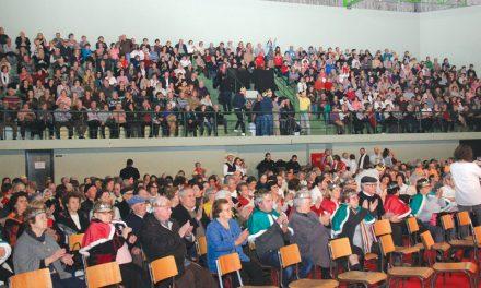 Crianças e seniores comemoraram Dia de Reis