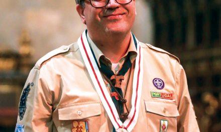 Famalicense empossado  Chefe Nacional de Escutas