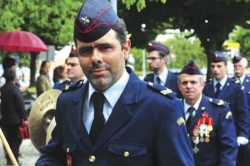 Filipe Martins indigitado comandante dos Bombeiros