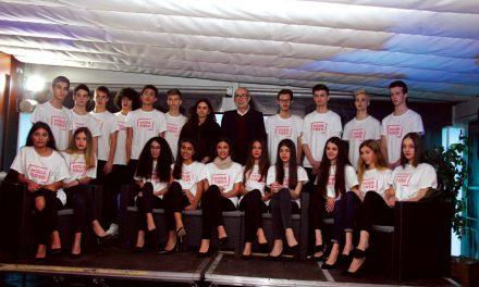 Moda Tirso apresentou os 20 finalistas