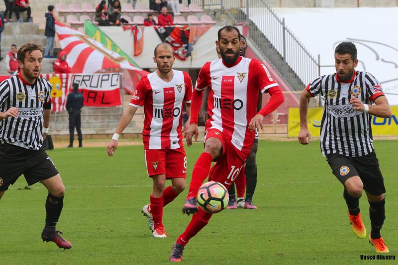 Varzim derrota Desp. Aves