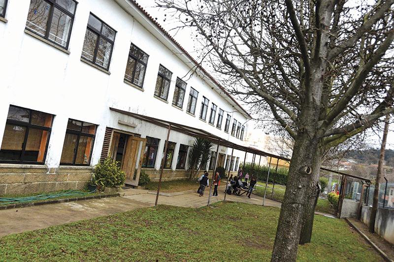 EB de Ruivães com obras de reabilitação e ampliação