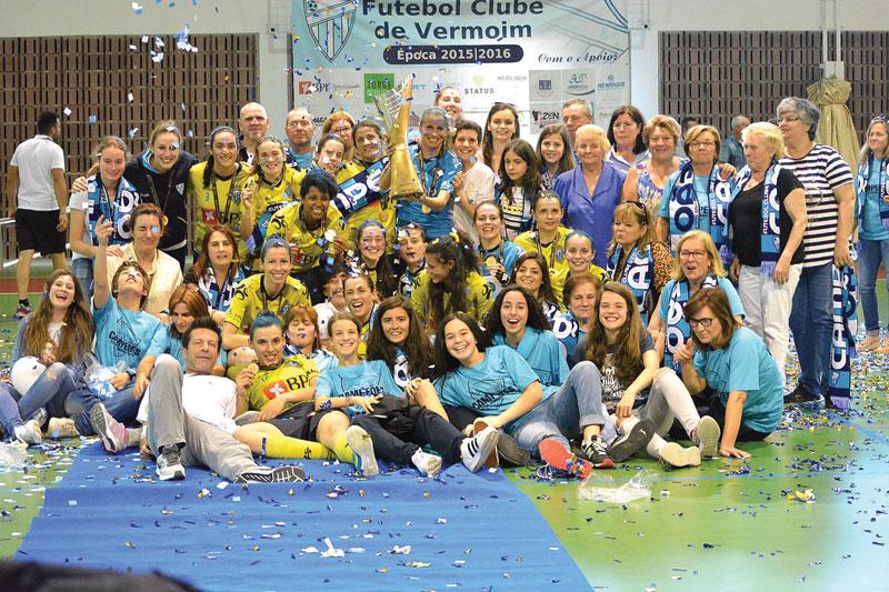 FC Vermoim recebe  Grande Prémio do Júri Coletivo
