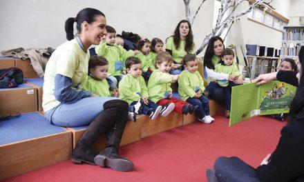 Famalicão com espaço de leitura para os mais novos