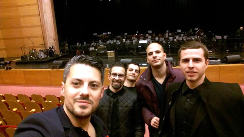Famalicense dirige 250 músicos no Europarque