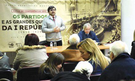 Pensamento político de Bernardino  Machado em livro