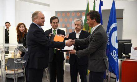 """Balcão Único recebeu certificado pela """"excelência dos serviços"""""""
