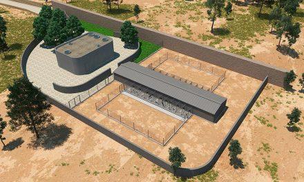 Canil municipal pode estar concluído até ao fim do ano