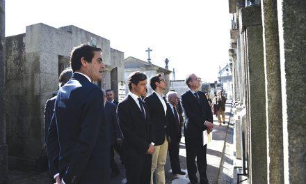 Porto associa-se à criação de Rota Camiliana