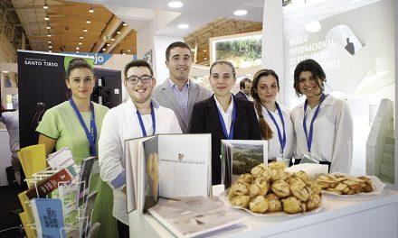 Santo Tirso marcou presença em feira de turismo em Lisboa
