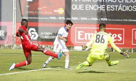 Benfica B regressa aos triunfos e afunda Famalicão