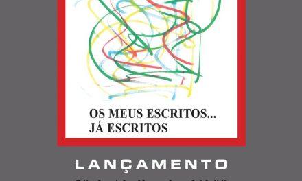 Carvalho Marques apresenta nova obra