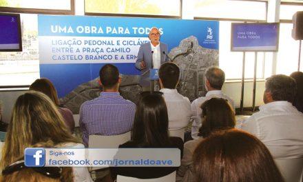 Corredor ciclável e pedonal liga centro da cidade à Ermida e Juncal