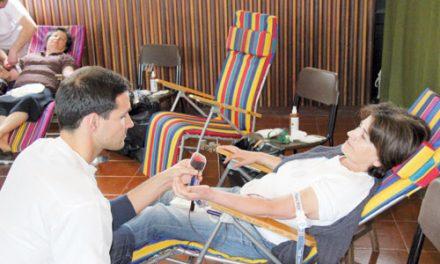 Dádivas da Associação de Dadores de Sangue aumentaram em 2016