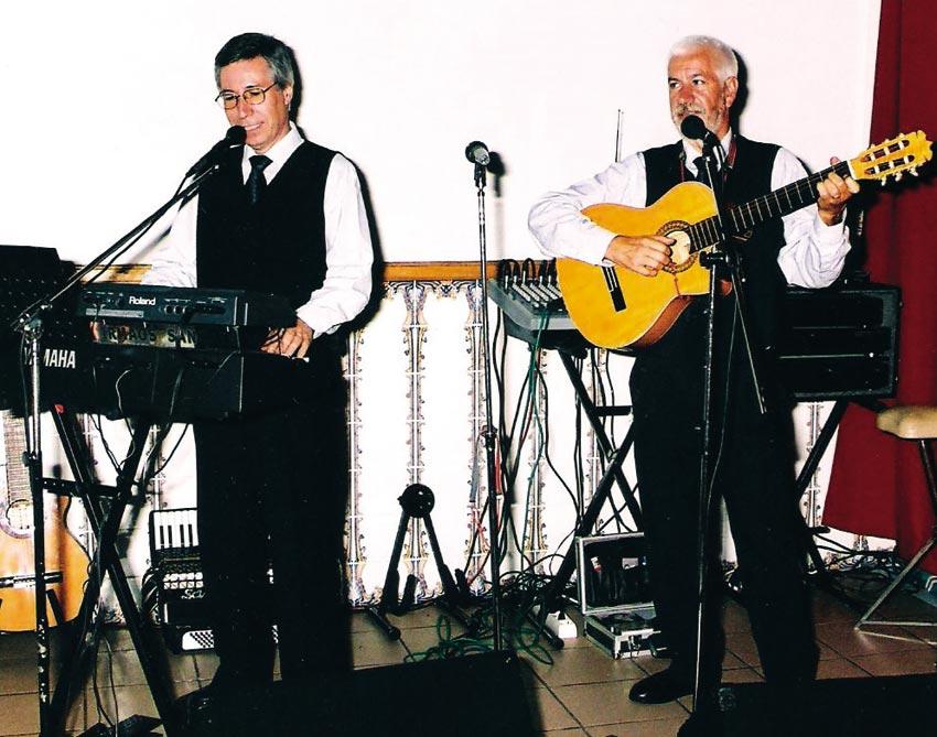 Irmãos Sanches comemoram Bodas de Ouro Musicais