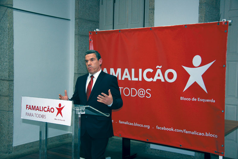 José Luís Araújo é candidato à Câmara