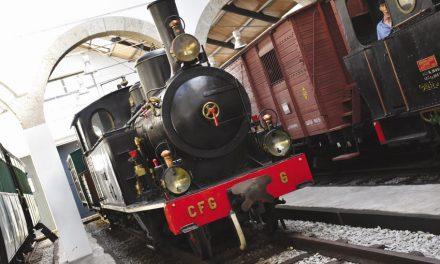 Museu Ferroviário  na Rede Europeia  de Turismo Industrial
