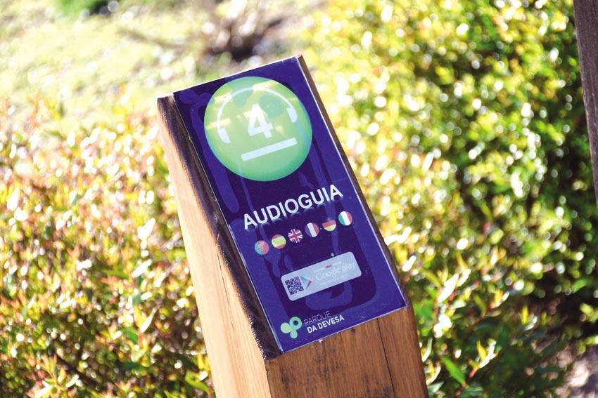 Parque da Devesa pode ser conhecido através de Audioguia