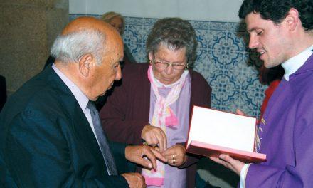 Uma história de amor e um casamento 70 anos depois