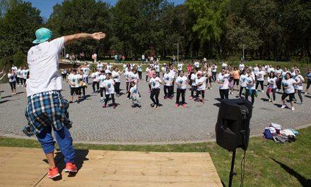 """""""UP TIRSO"""" regressa com aulas fitness gratuitas por todo o concelho"""