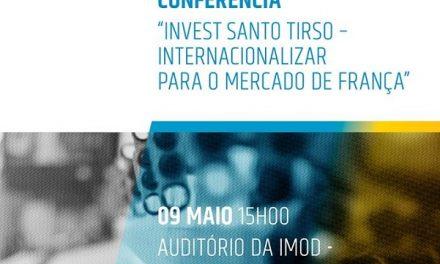 """Conferência sobre """"Internacionalizar para o mercado de França"""""""
